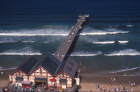 Saltburn by the Sea attractions, tourist attractions, town guide & Saltburn town map.