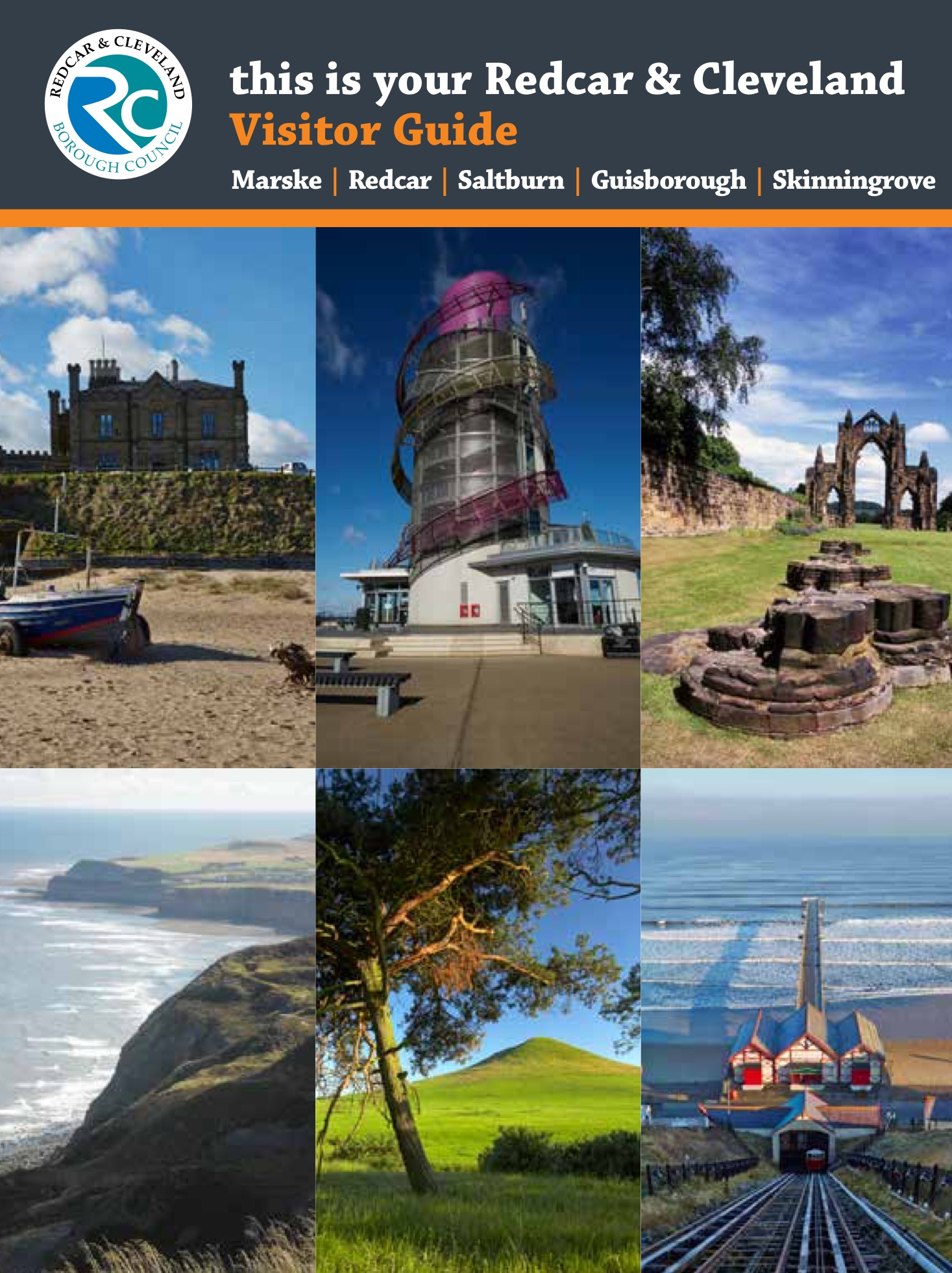 Redcar and Cleveland Visitors Guide